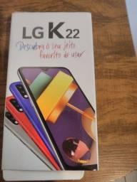 Título do anúncio: LG k22