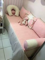 Título do anúncio: Kit Berço + Kit cama