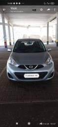 Título do anúncio: Vendo Nissan march 1.0