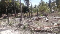 Vendo terreno no povoado lagoa redonda tamanho 8x9  *