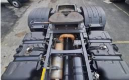 Vm 330 ishift cabine leito com ar condicionado