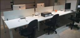 Mesa de Escritório da Marca Caderode Para 6 Pessoas