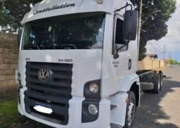 VW 24250 truck - 2011