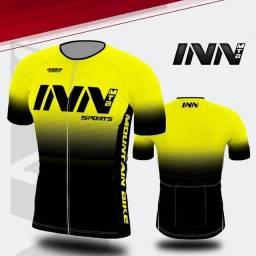 Camisa Ciclismo Inove Sport