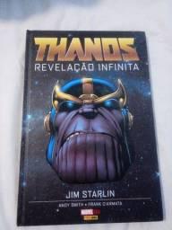 Hq Thanos - Revelação Infinita