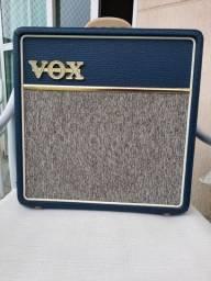 Amplificador Vox valvulado AC4C1 Blue