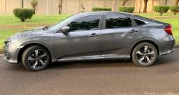 Honda Civic cinza 2019 R$ 15.900,00