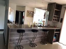 Apartamento com 4 dorms, Itapetinga, Atibaia - R$ 400 mil, Cod: 2540