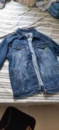 Jaketa Jeans masculina tamanho P