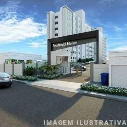 Título do anúncio: Residencial Moline - 41m², com 2 Dorm - Jardim Alvorada - PR
