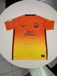 Camisa do Barcelona Edição Especial, Feminina, P, Original