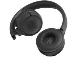 Fone De Ouvido Bluetooth Headphone Jbl T500bt Preto Original