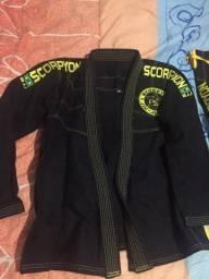 Título do anúncio: Kimono da scorpyon
