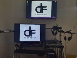 Faça sua Live com a DF Produções