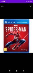 Jogo ps4 homem aranha