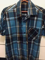 Camisa xadrez $25