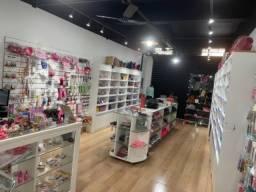 Título do anúncio: Móveis completo para loja de maquiagem e cosméticos