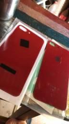 Título do anúncio: Tampa traseira do iPhone 8 Plus