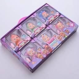 6 pçs/set Bonecas Figura Brinquedos Boneca