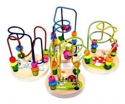 Brinquedo infantil pedagógico