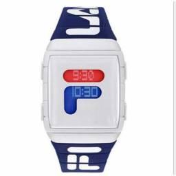 Relógio Digital Unissex/Esportivo/ Com Mostrador Quadrado