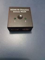 Switch HDMI 2X1