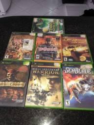 Cds originais de Xbox clássico