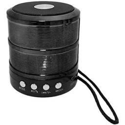 Caixa De Som Portátil Ws-887 Speaker cor de perto Qualidade muito boa