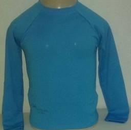 Camisa UV Malha fria Infantil