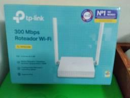 Roteador TP-Link wireless multimodo 300 Mbps 4 em 1
