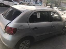 Sucata para venda de peças  VW/ Gol Tl Mb S 2015/2015