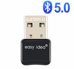 Adaptador Usb Bluetooth 5.0 Dongle Pc Win Xbox (5.0 Real)