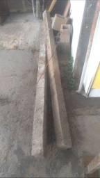 Vendo 3 poste de concreto p/ varal