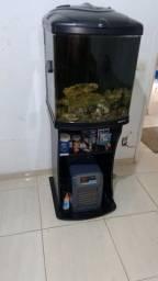 Aquário salgada Boyu TI- 550 e chiller 150c