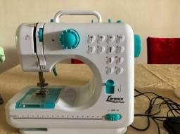 Máquina de costura lennox usada 2 messes