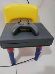 Xbox s 500gb 1 controle