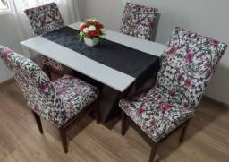 Título do anúncio: Capa para cadeira 22,90 , mesa de jantar