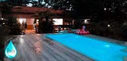 Título do anúncio: LZ- Piscinas de Fibra de 7 metros com Menor Preço e Qualidade só aqui na D'Lucca!! !!