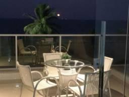 Murano Imobiliária vende apartamento de 4 quartos em frente ao mar na Praia da Costa, Vila