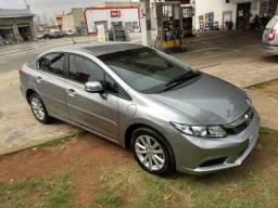 Civic 1.8 automático impecável!!! - 2013