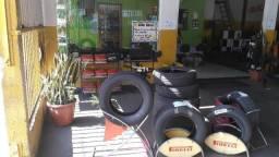 Loja de oficina mecânica