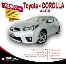 Toyota corolla 2.0 Altis 16v flex automático - 2016