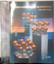 Ciência e Engenharia de Materiais -Callister 9ª Ed. 2016