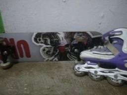 Skate + patins