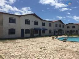 Apartamento residencial à venda, Santa Rita, Extremoz.