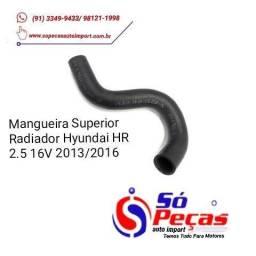 Mangueira Superior Radiador Hyundai HR 2.5 16V 2013/2016 comprar usado  Belém