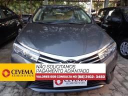 Toyota Corolla Altis 2.0 - 2017