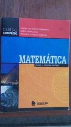Livro de Matemática