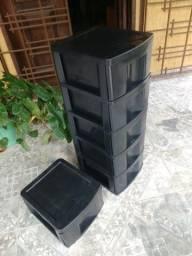 Arquivo plástico