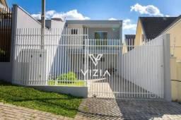 Sobrado com 3 dormitórios à venda, 143 m² por R$ 515.000,00 - Santa Cândida - Curitiba/PR